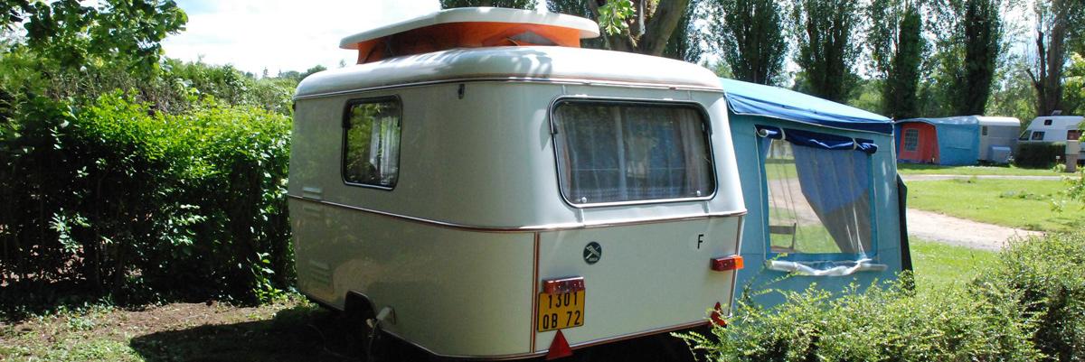 Caravane ERIBA Pan Familia